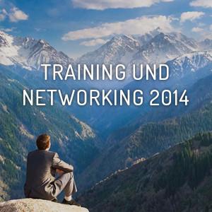 Pro-Medial Training und Networking 2014 – Die Macht des Gesehen Werdens!