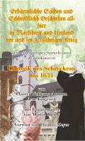 Tagebuchaufzeichnungen aus dem Dreißigjährigen Krieg in Franken