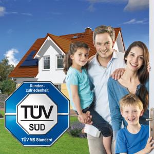 Town & Country erhält TÜV-Siegel für Kundenzufriedenheit