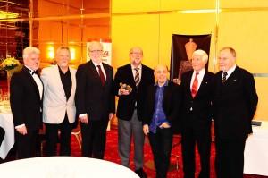 GOLDENES LOT 2014 für Prof. Dr. Klaus Grewe