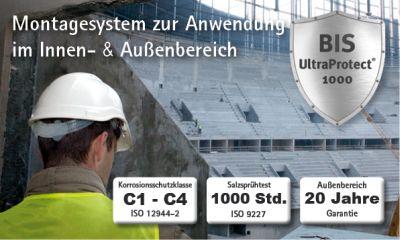 BIS_UltraProtect_banner_newsitem_DE-NEU Hoch korrosionsbeständiges Montagesystem