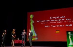 """Die Metropole Ruhr (Deutschland) ist """"Europäische Kulturtourismusregion des Jahres 2014"""""""