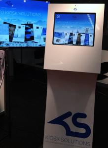 Kiosk Solutions gibt Verfügbarkeit seiner Standard-Kioske bekannt