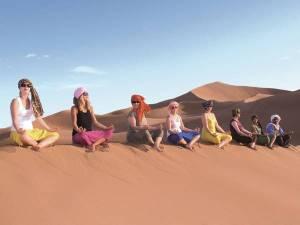 Indigourlaub: Yoga-Ferien für Individualisten