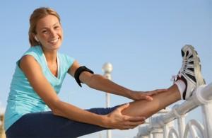 Der Sport erhöht auch Ihre gute Laune