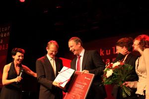 Ausschreibung der Kulturmarken Awards 2015 startet.  Der wichtigste Wettbewerb des Kultur-Business feiert sein zehnjähriges Jubiläum