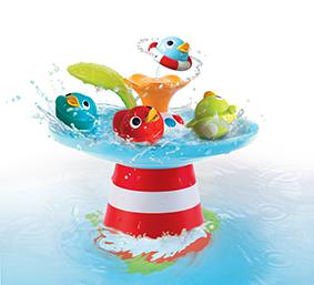 """Nominiert für den """"ELTERN & URBIA Consumer Award 2015"""": Das musikalische Entenrennen von Yookidoo"""