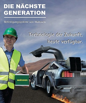 Die nächste Generation Befestigungstechnik