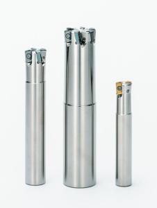 KYOCERA stellt neuen MFH mini vor: Industrieller Hochvorschub-Schaftfräser mit kleinem Durchmesser