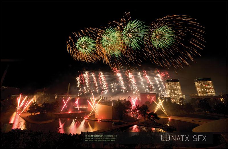 Lunatx Feiert Mit Der Autostadt In Wolfsburg Geburtstag