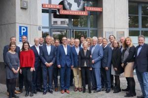 Expertenjury nominiert 21 Bewerber für die Europäischen Kulturmarken-Awards 2015