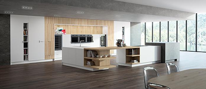 Haka Kuche Holz Und Keramik Im Trend