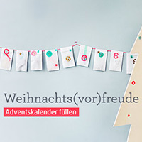 Adventskalender_2015 Adventskalender füllen