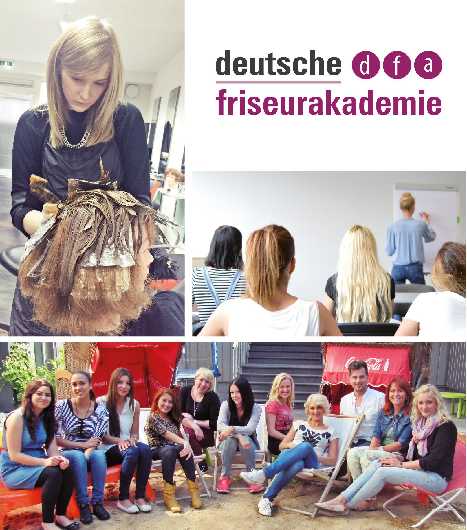 bildungszeit deutsche friseurakademie