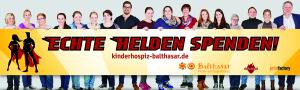 """""""Held ohne Umhang"""" – Launch der Werbekampagne für Kinderhospiz Balthasar"""
