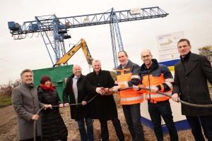 Die Spannung steigt: Contargo beginnt mit Terminalausbau in Voerde-Emmelsum