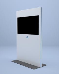 "Kiosk Solutions bringt 55"" Android-Kiosk im Querformat auf den Markt"