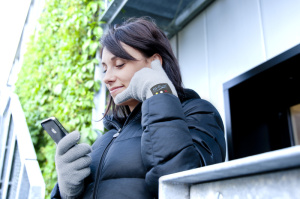 Heißer Geschenk-Tipp: Smartphone-Handschuh hi-Call