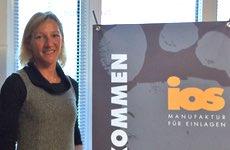 Mareen Hufe holt erneut Silber beim IRONMAN Western Australia. IOS-Technik unterzeichnet mit der Triathletin einen Sponsoringvertrag.