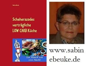 Sabine Beuke schreibt ein Scheherazade-Buch