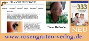 Werbeprofi Dieter Hollender