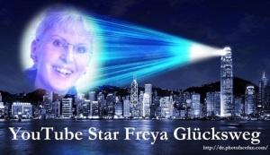 YouTube Star Freya Glücksweg