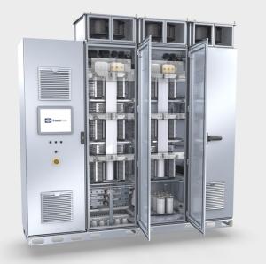 Knorr-Bremse PowerTech auf der Hannover Messe: Umrichter für effiziente Energieumwandlung und -speicherung