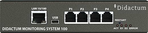 Temperaturüberwachung im EDV- und Serverraum