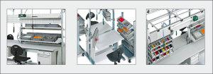 FAMI Werkbänke und Arbeitstische für Arbeitsplatzsysteme, die nichts fürchten