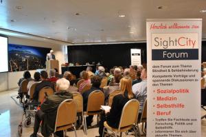 SightCity_Bild1_640Pix-300x200 Barrierefreie Teilhabe: SightCity Forum informiert über neue Entwicklungen rund um das Thema Sehbehinderung