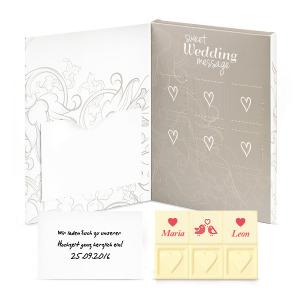 Sweet-Wedding-Message-individuelle-Gestaltung-300x300 Süße Hochzeits-Gastgeschenke von CHOCOLISSIMO