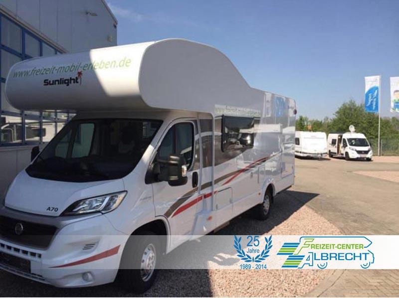 Wohnmobil1 Am Wochenende fällt der Startschuss zur DREZZ CLUB TOUR