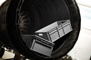 Industriebehälter aus Polypropylen: die Serie THEMA von FAMI