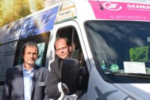 ANUBIS-Partner Stuttgart unterstützt Langzeitarbeitslose