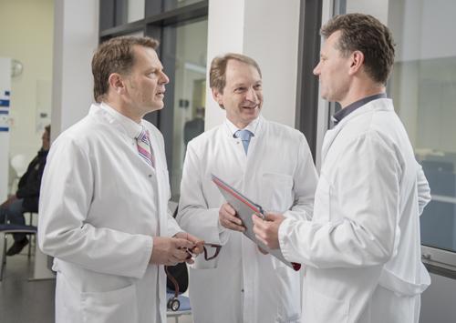 Rückenspezialisten am SRH Klinikum Karlsbad-Langensteinbach