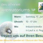 ANUBIS-Tierbestattungen lädt zum Tag des offenen Tierkrematoriums