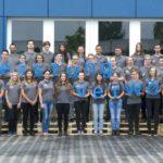 Ausbildungsstart 2016: Für 51 Azubis beginnt die Zukunft bei der ZUFALL logistics group