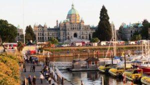 Vancouver, Victoria, Winnipeg: Schüleraustausch in Kanadas Metropolen