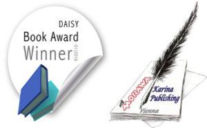 Jugendbuch mit Daisy Book Award im Karina-Verlag