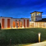 Neueröffnung der Römer-Sauna in Bad Gögging