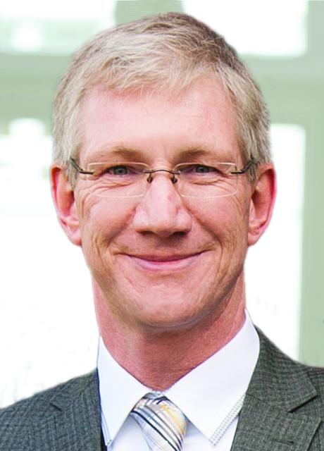 Geschäftsführer Christian Orth