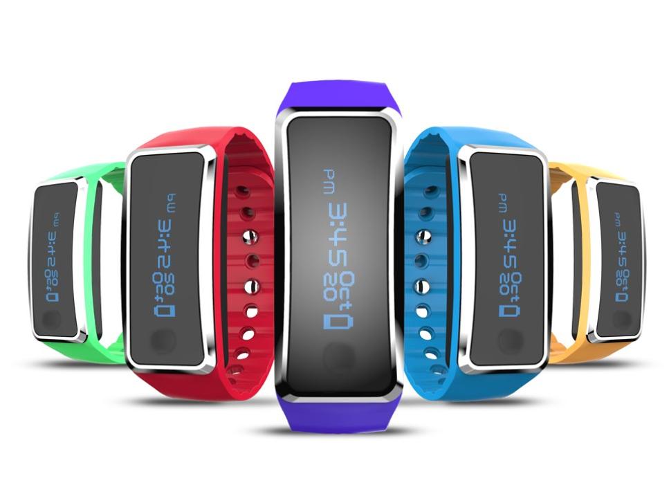 Tikker LifeFX Fitness-Tracker