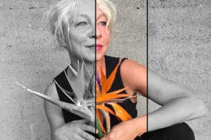 Tina Altus durchbricht mit ihren Blütenwerken den Kreislauf der Vergänglichkeit