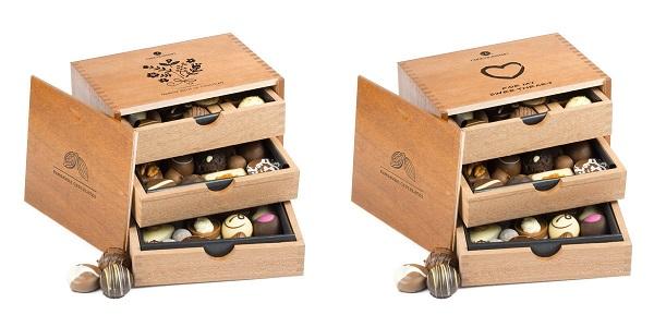 Süße Schokoladen Geschenke Zum Valentinstag