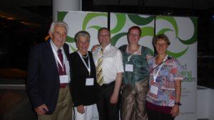 Rund 250 Teilnehmer aus aller Welt erlebten die ganze Welt der Bowen Technik