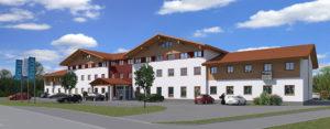Vor den Toren Salzburgs im Berchtesgadener Land – Design trifft Budget: STYLES Hotel Piding eröffnet