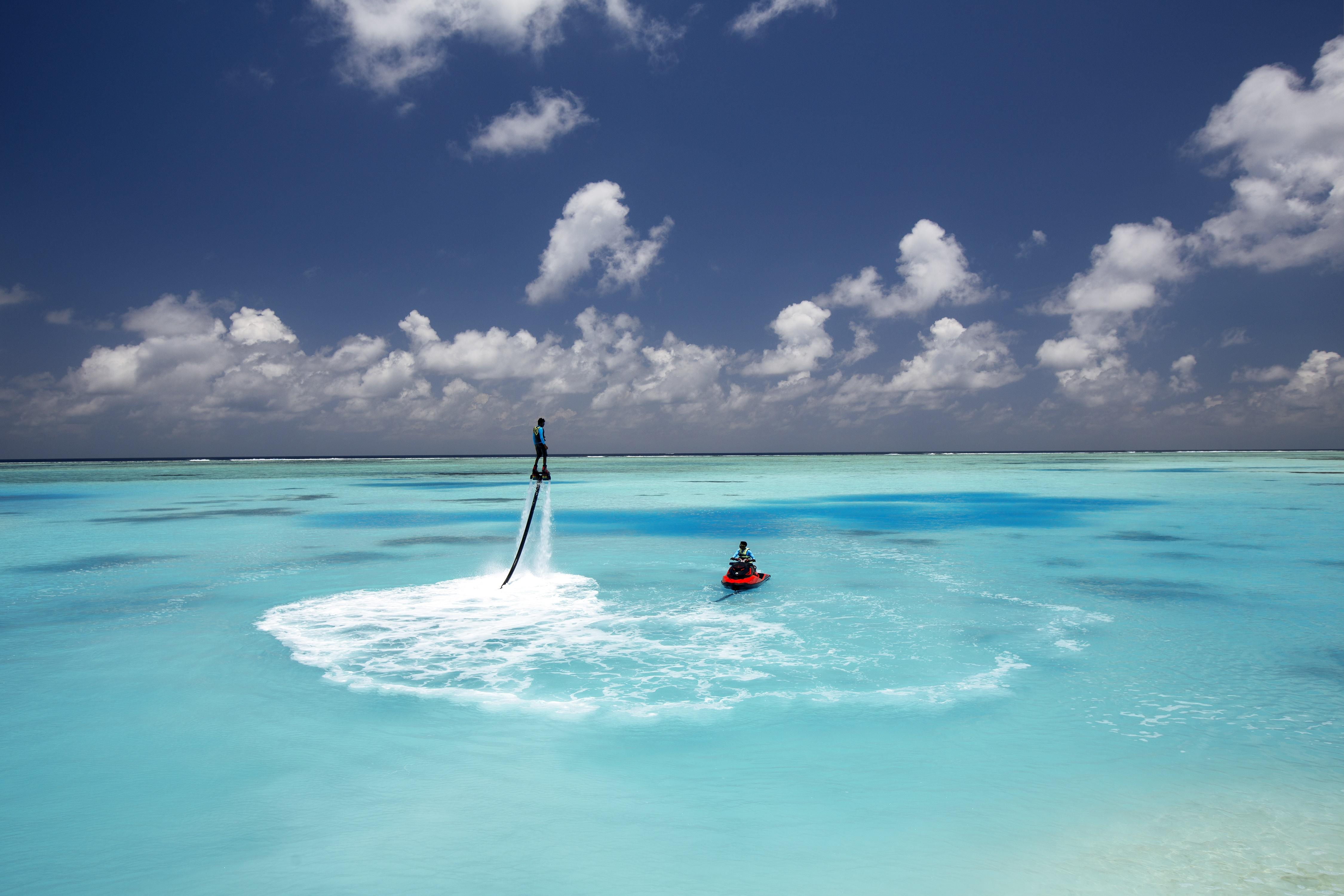 OZEN: Adrenalin und Abenteuer auf den Malediven