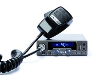 Midland M-10 und M-20: Neue CB-Funkgeräte für mehr Sicherheit und vielen Vorteilen für Lkw-Fahrer, Spediteure und Logistiker