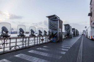 PRG stattet Eröffnungsveranstaltung der Elbphilharmonie technisch aus