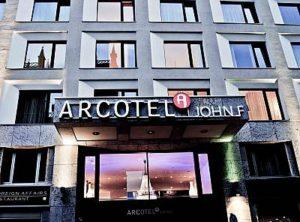 ARCOTEL John F Berlin ist Lieblingshotel der Geschäftsreisenden
